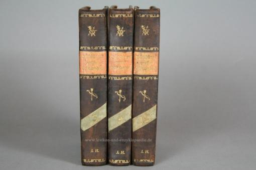 Büschings Große Erdbeschreibung. Elfter Band 11, Großbritannien und Ireland, 1786 11