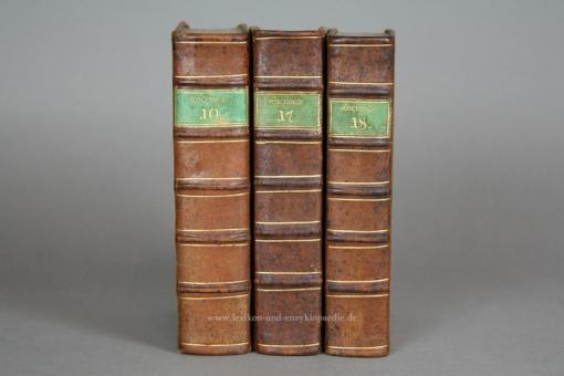 Büschings Große Erdbeschreibung. Siebzehnter Band 17, Der chur-rheinische Kreis & Der ober-rheinische Kreis, 1786 17