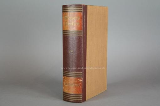 Meyers Lexikon 8. Auflage, Atlasband (Band 12), 1936