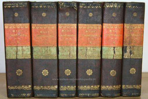 Brockhaus Conversations-Lexikon 7. Auflage, Vierter Band 4 (F - G), 1830 4