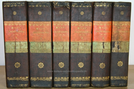 Brockhaus Conversations-Lexikon 7. Auflage, Zweiter Band 2 (Bo - C), 1830 2