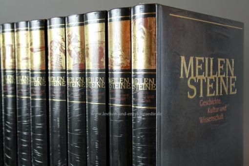 Meilensteine Geschichte, Kultur und Wissenschaft, 12 Bände & AudioPen   Neu & OVP