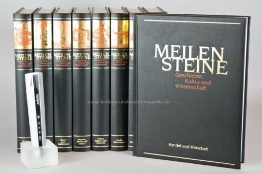 Meilensteine Geschichte, Kultur und Wissenschaft, 12 Bände & AudioPen
