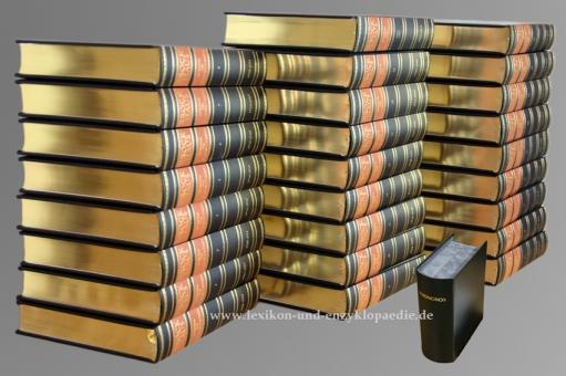 Brockhaus Chronik des 20. Jahrhunderts, 27 Bände & Phonobox