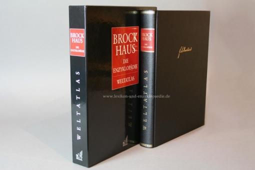 Brockhaus Die Enzyklopädie Weltatlas, 3. Auflage, 2001