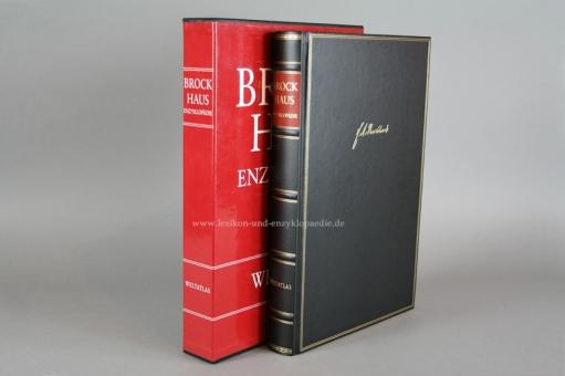 Brockhaus Die Enzyklopädie Weltatlas 2./19.+20. Auflage, 1997, Exklusiv