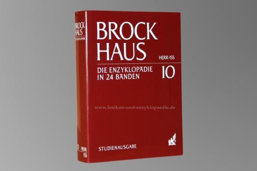 Brockhaus Die Enzyklopädie 20. Auflage, Einzel-Band, Studienausgabe