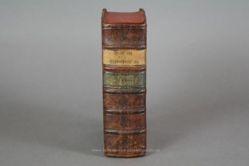 Büschings Neue Erdbeschreibung, Vierter Theil, Die vereinigten Niederlande, Helvetien, Schlesien und Glatz, 1773