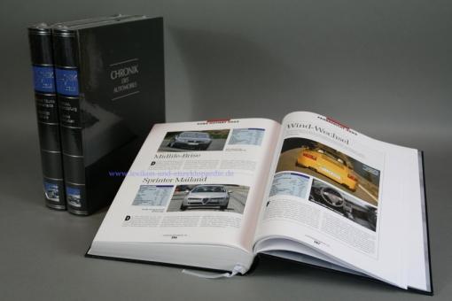 Bertelsmann, Chronik des Automobils, 3 Bände (1946-2006) | Neu & OVP