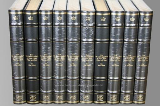 Das 20. Jahrhundert in Wort, Bild, Film und Ton, Coron Exclusiv, 12 Bände & Phono-Box | überw. in Folie