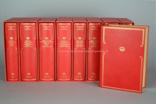 Coron, Nobelpreis für Literatur, limitierte Luxusausgabe, Saffian-Ganzleder, Rundum-Goldschnitt