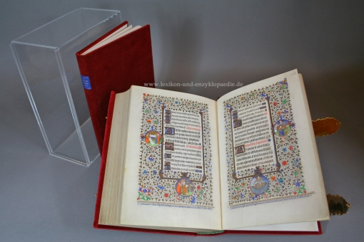 Das Bedford Stundenbuch / The Bedford Hours (Ms. Add. 18850), Faksimile Verlag, limitiert