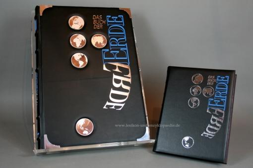 Das Buch der Erde, limitierte Exclusiv-Ausgabe, mit Lesepult & CD-Rom-Band