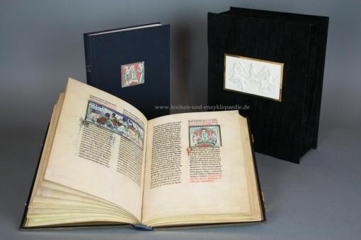 Der Berliner Alexanderroman (Hs. 78 C 1) L'Ystoire du bon roi Alexandre, Faksimile, limitiert