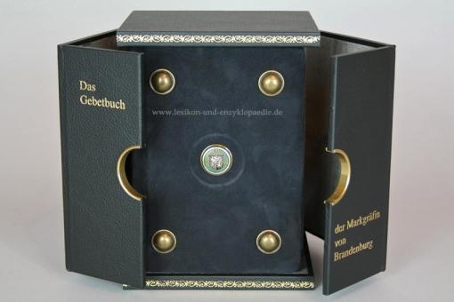 Deutsches Gebetbuch der Markgräfin von Brandenburg (Hs. Durlach 2), Faksimile, limitiert