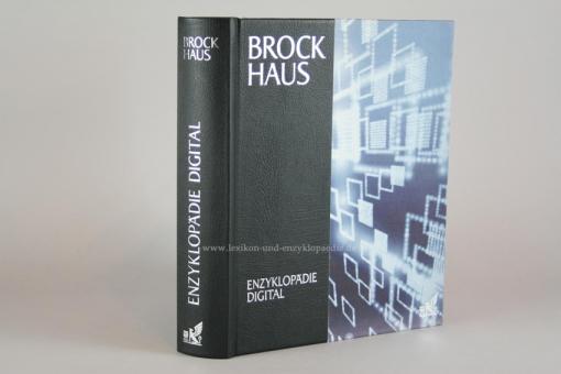 Die Brockhaus Enzyklopädie Digital (21. Auflage) USB-Stick, DVD's & Zusätze