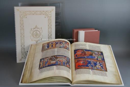 Trinity-Apokalypse / The Trinity Apocalypse (MS. R. 16.2), Faksimile Verlag, limitiert