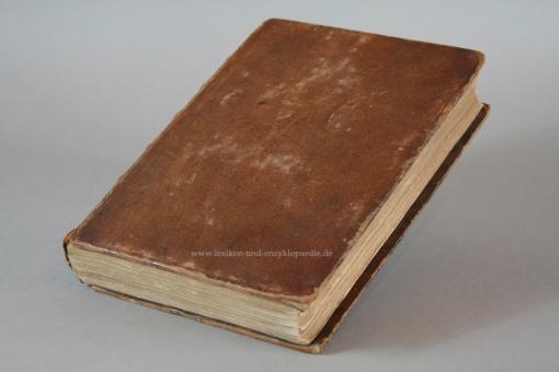 Code civil Napoleons I. Nach der neuesten officiellen Ausgabe verdeutscht, Ganzleder, Voß, 1808