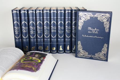 Märchen der Welt, Zweite (2.) Staffel, 13 Bände incl. Hörbuch