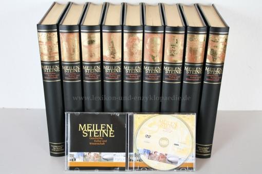 Meilensteine Geschichte, Kultur und Wissenschaft, Dritter Teil, 10/11 Bände