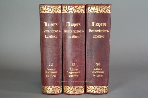 Meyers Großes Konversations-Lexikon 6. Auflage, Band 23 (Jahres-Supplement 1910-1911), Eichenlaub 23