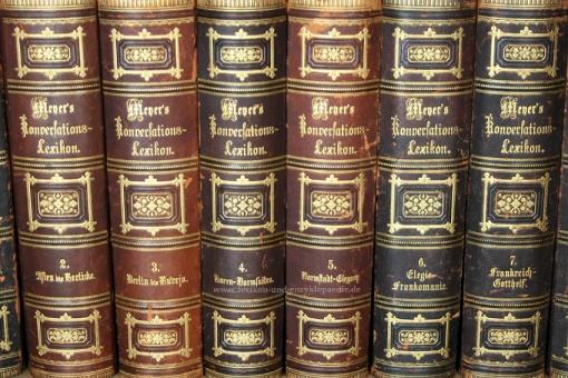 Meyers Konversations-Lexikon 3. Auflage Prachteinband, 16 Bände, 1874-1878