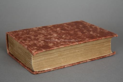 Petri, Gedrängtes Handbuch der Fremdwörter in deutscher Schrift- und Umgangsprache, 1838