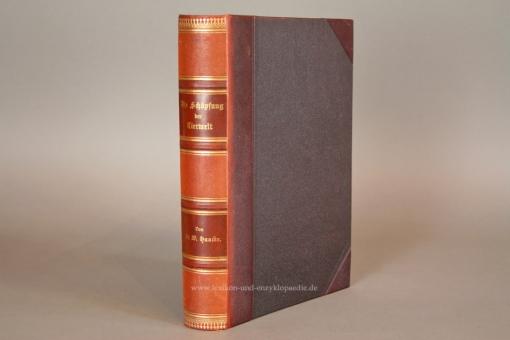 Wilhelm Haacke, Die Schöpfung der Tierwelt, Chromolithographien, 1893