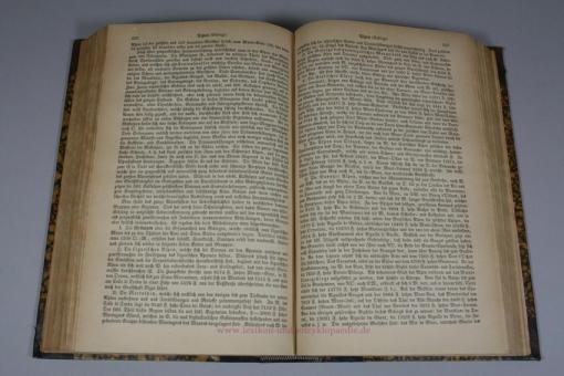 Brockhaus Conversations Lexikon Elfte 11.Auflage 15 17 Bände 1864 1868 Bilder-Atlas zweite 2.Auflage 1869 1875 Supplemente 1872 1873